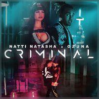 Cover Natti Natasha x Ozuna - Criminal