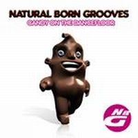 Cover Natural Born Grooves - Candy On The Dancefloor
