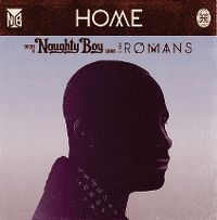 Cover Naughty Boy feat. Sam Romans - Home