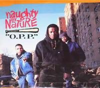 Cover Naughty By Nature - O.P.P.
