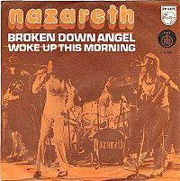 Cover Nazareth - Broken Down Angel