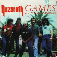 Cover Nazareth - Games