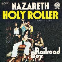 Cover Nazareth - Holy Roller