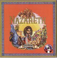 Cover Nazareth - Rampant