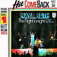 Cover Nazareth - This Flight Tonight