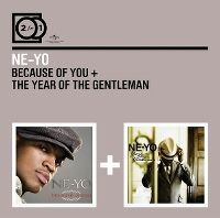 Cover Ne-Yo - 2 For 1: Because Of You + The Year Of The Gentleman