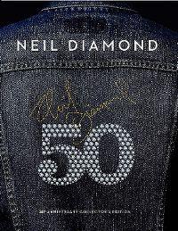 Cover Neil Diamond - 50th Anniversary Collector's Edition