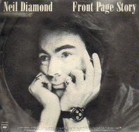 Cover Neil Diamond - Front Page Story