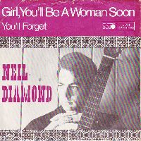 Cover Neil Diamond - Girl, You'll Be A Woman Soon