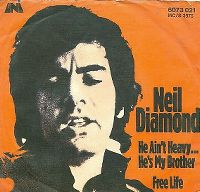 Cover Neil Diamond - He Ain't Heavy - He's My Brother