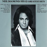 Cover Neil Diamond - His 12 Greatest Hits