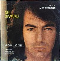 Cover Neil Diamond - I Am... I Said