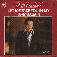 Cover Neil Diamond - Let Me Take You In My Arms Again