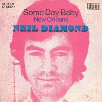 Cover Neil Diamond - Some Day Baby