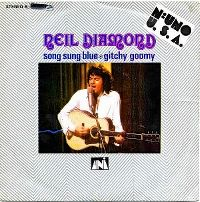 Cover Neil Diamond - Song Sung Blue