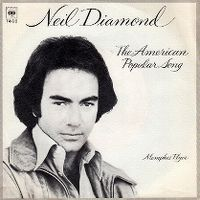 Cover Neil Diamond - The American Popular Song