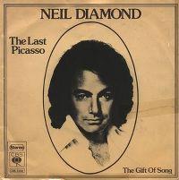Cover Neil Diamond - The Last Picasso