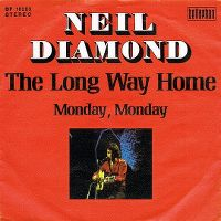Cover Neil Diamond - The Long Way Home