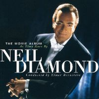 Cover Neil Diamond - The Movie Album - As Time Goes By