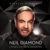 Cover Neil Diamond with the London Symphony Orchestra - Classic Diamonds