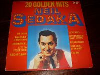 Cover Neil Sedaka - 20 Golden Hits