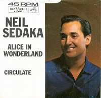 Cover Neil Sedaka - Alice In Wonderland