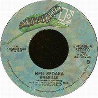 Cover Neil Sedaka - Amarillo