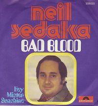 Cover Neil Sedaka - Bad Blood