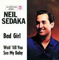 Cover Neil Sedaka - Bad Girl