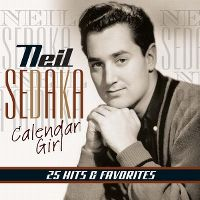 Cover Neil Sedaka - Calendar Girl - 25 Hits & Favorites
