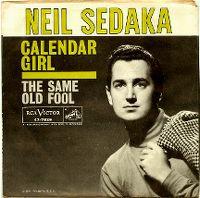 Cover Neil Sedaka - Calendar Girl