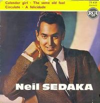 Cover Neil Sedaka - Calendar Girl