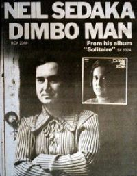 Cover Neil Sedaka - Dimbo Man