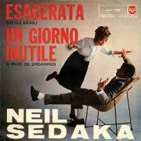 Cover Neil Sedaka - Esagerata