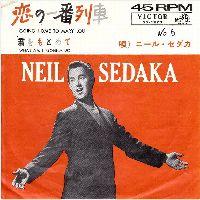 Cover Neil Sedaka - Going Home To Mary Lou