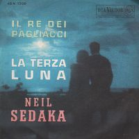 Cover Neil Sedaka - Il re dei pagliacci
