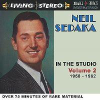 Cover Neil Sedaka - In The Studio - Volume 2 1958 - 1962