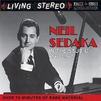 Cover Neil Sedaka - In The Studio 1958-1962