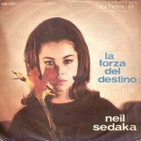 Cover Neil Sedaka - La forza del destino