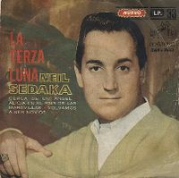 Cover Neil Sedaka - La terza luna