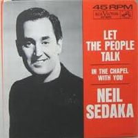 Cover Neil Sedaka - Let The People Talk