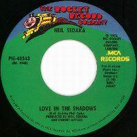 Cover Neil Sedaka - Love In The Shadows