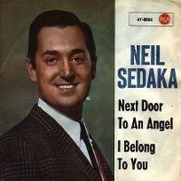 Cover Neil Sedaka - Next Door To An Angel