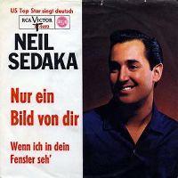 Cover Neil Sedaka - Nur ein Bild von dir