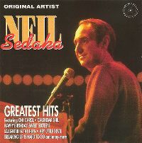 Cover Neil Sedaka - Original Artist - Greatest Hits