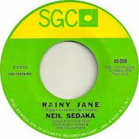 Cover Neil Sedaka - Rainy Jane