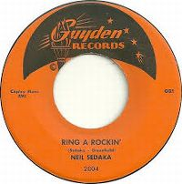 Cover Neil Sedaka - Ring A Rockin'