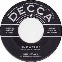 Cover Neil Sedaka - Snowtime