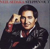 Cover Neil Sedaka - Steppin' Out
