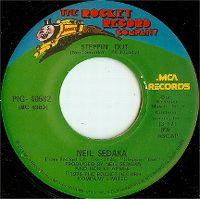 Cover Neil Sedaka - Steppin' Out